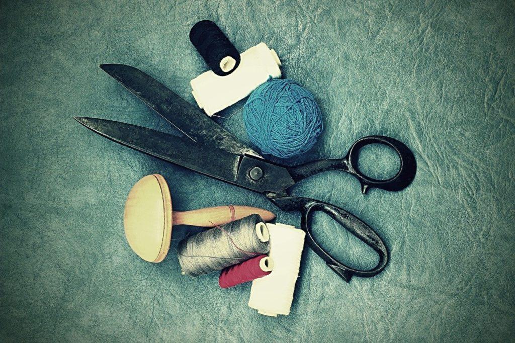 utensilios de costura