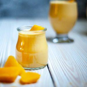 La mejor receta de Batido de Mango casero